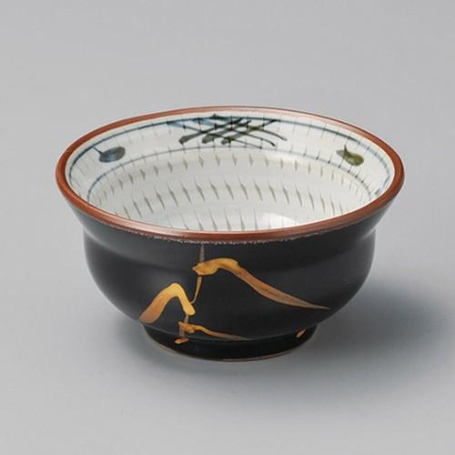 14417-180 天目金芦(土物)瓢形千代口|業務用食器カタログ陶里30号