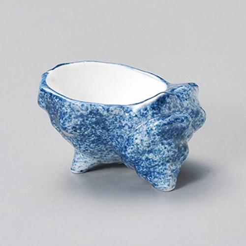 15207-220 サザエ金なし珍味|業務用食器カタログ陶里30号
