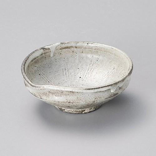 15221-430 灰釉片口小付|業務用食器カタログ陶里30号
