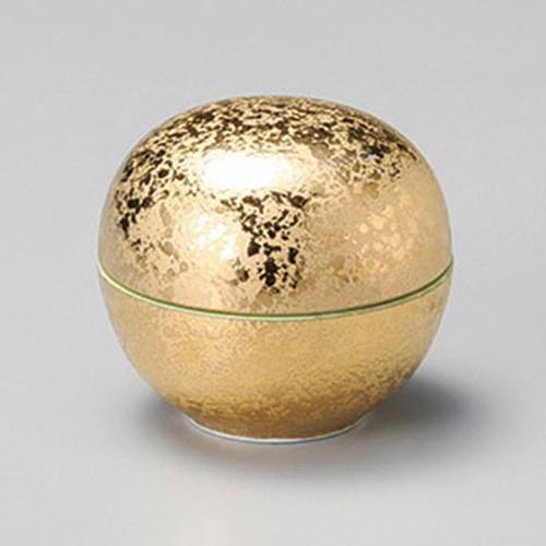 16206-220 金箔手まり珍味 業務用食器カタログ陶里30号