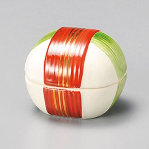 16207-080 糸巻角珍味 業務用食器カタログ陶里30号