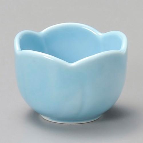 16305-310 梅型珍味ブルー|業務用食器カタログ陶里30号
