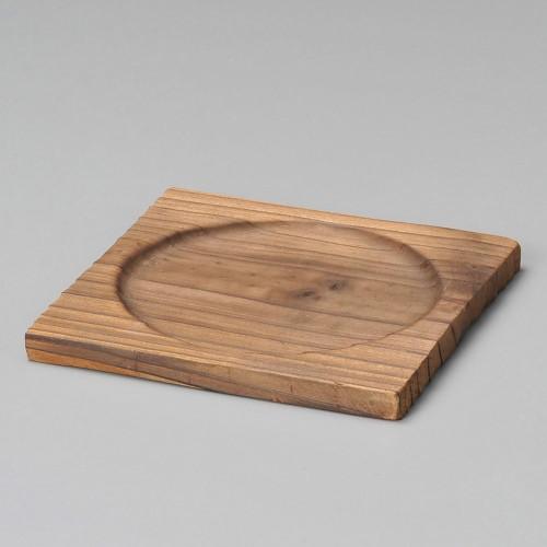 16306-310 焼杉台|業務用食器カタログ陶里30号