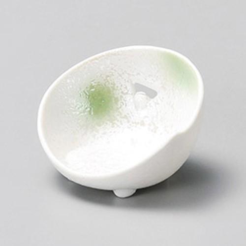16414-010 ヒワ吹ラスターかまくら型珍味|業務用食器カタログ陶里30号