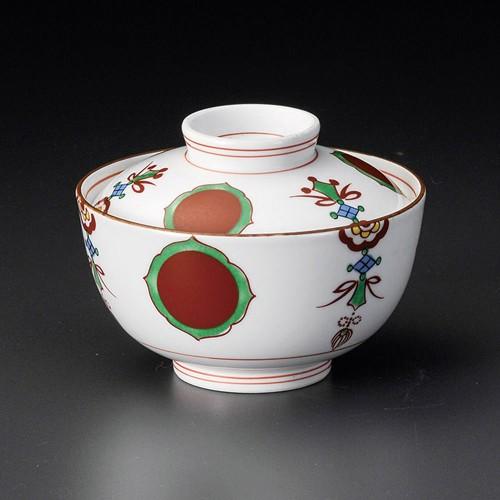 19219-400 丸紋瓔珞煮物碗 業務用食器カタログ陶里30号