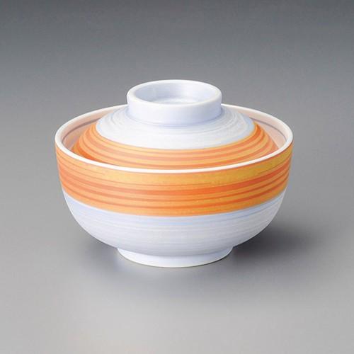 19220-230 あけぼの円菓子碗 業務用食器カタログ陶里30号