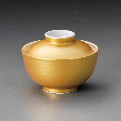 19222-400 金彩煮物碗 中 業務用食器カタログ陶里30号