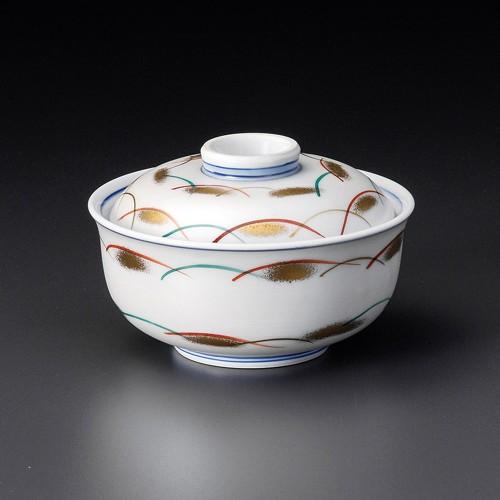 19224-460 銀彩武蔵野4.0蓋向 業務用食器カタログ陶里30号