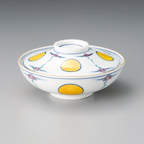 19901-180 珱珞交趾紋平蓋向|業務用食器カタログ陶里30号