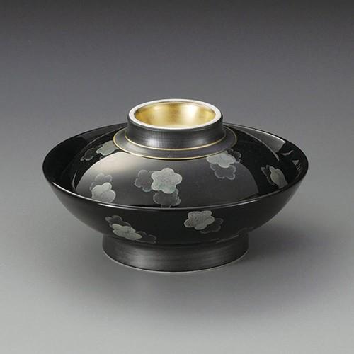 20013-050 金巻花ちらし蓋向|業務用食器カタログ陶里30号