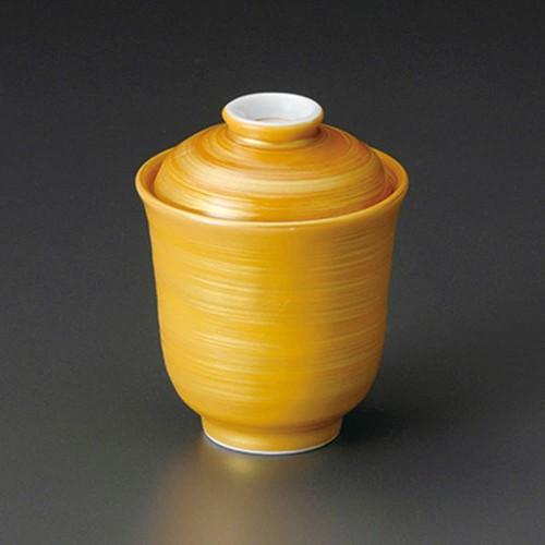 20105-220 茶金彩小吸物|業務用食器カタログ陶里30号