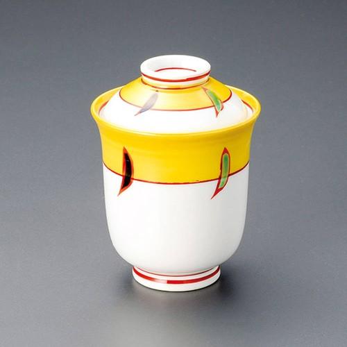 20106-330 ヒスイ緑点十草小吸物|業務用食器カタログ陶里30号
