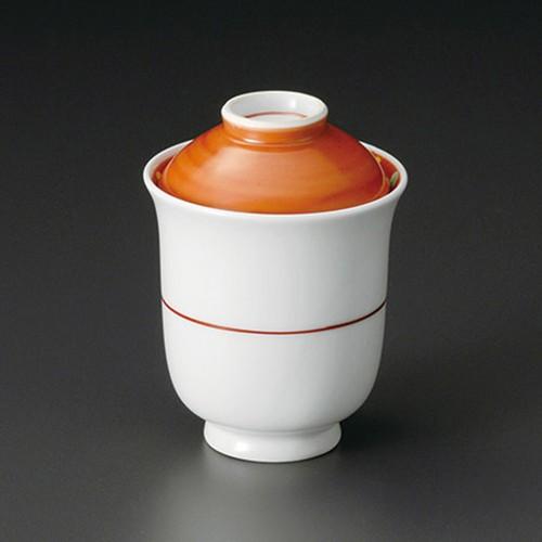 20107-330 朱巻点字小吸碗|業務用食器カタログ陶里30号