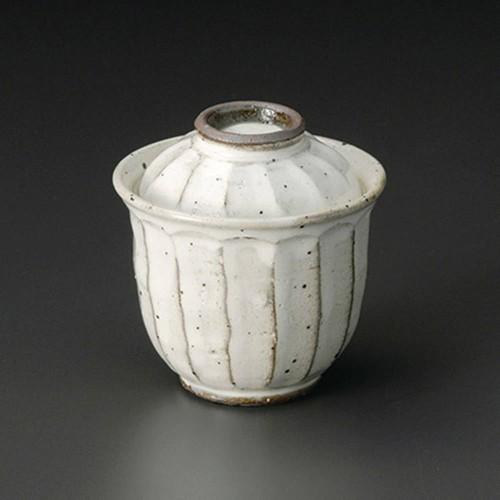 20108-450 粉引鉄彩小吸碗|業務用食器カタログ陶里30号