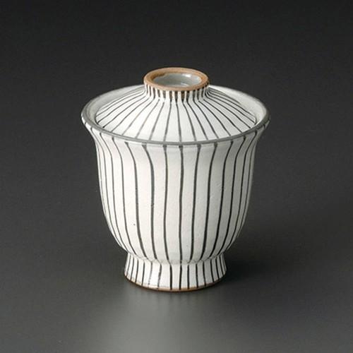 20112-450 粉引千筋小吸碗|業務用食器カタログ陶里30号