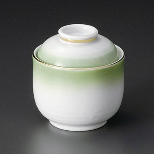 20118-310 グリ-ンむし碗|業務用食器カタログ陶里30号