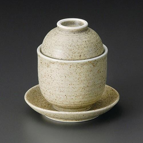 20120-460 マットそば志野3.3丸皿|業務用食器カタログ陶里30号