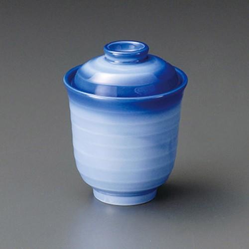 20121-220 濃コバルト一口碗|業務用食器カタログ陶里30号