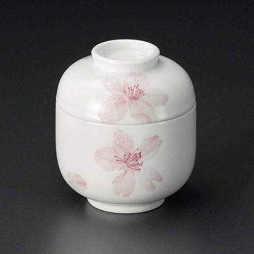 20211-120 桜写しむし碗 業務用食器カタログ陶里30号