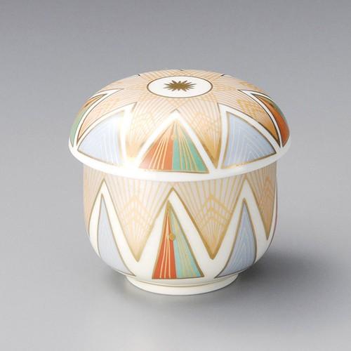 20508-180 錦手まりむし碗|業務用食器カタログ陶里30号