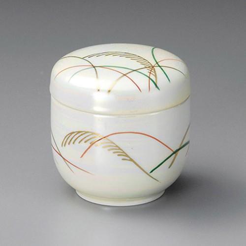 20510-120 ラスターむさしの夏目型むし碗|業務用食器カタログ陶里30号