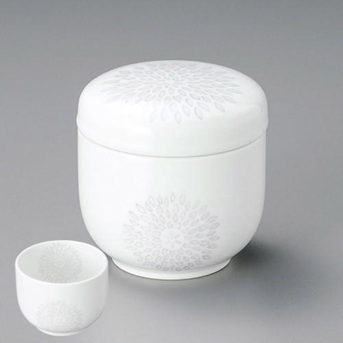 20517-160 華すかし夏目むし碗|業務用食器カタログ陶里30号