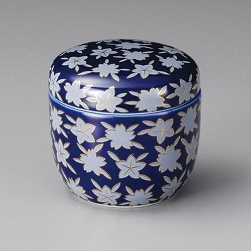 20525-460 るり春秋むし碗|業務用食器カタログ陶里30号