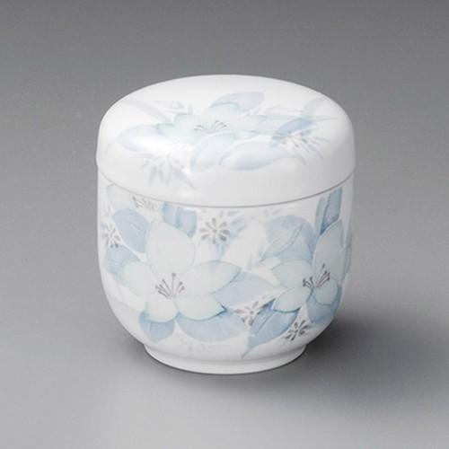 20526-080 津和野夏目型むし碗|業務用食器カタログ陶里30号