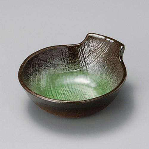 21402-460 伊賀ヒスイ 呑水|業務用食器カタログ陶里30号