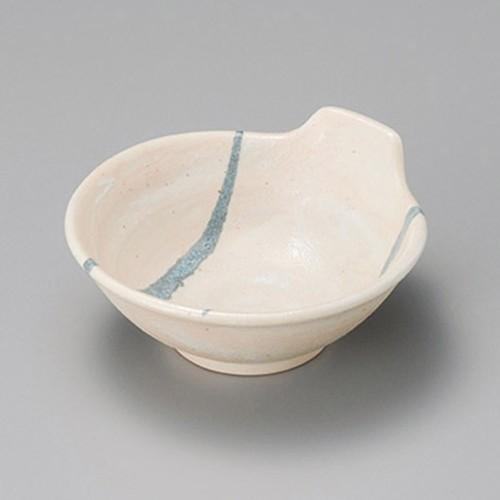 21406-160 志野流し呑水|業務用食器カタログ陶里30号