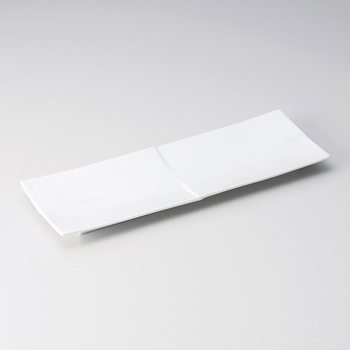 25502-160 カーム34cm長皿|業務用食器カタログ陶里30号