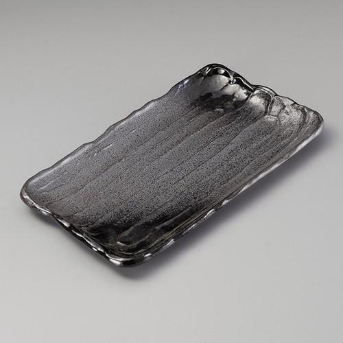 26209-260 黒金彩吹多用皿|業務用食器カタログ陶里30号
