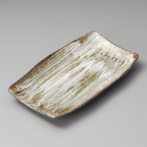 26303-170 白刷毛ホッケ皿|業務用食器カタログ陶里30号