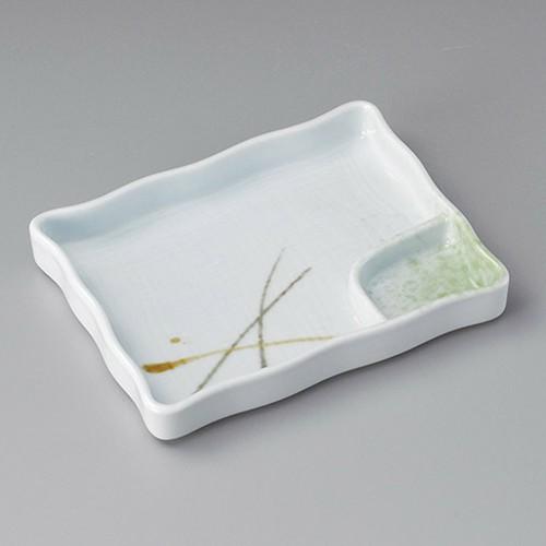 26420-050 美濃路仕切皿(大)|業務用食器カタログ陶里30号