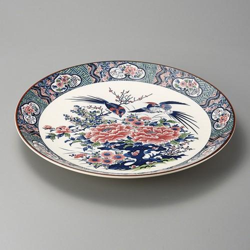 27401-480 春日13.0丸皿|業務用食器カタログ陶里30号