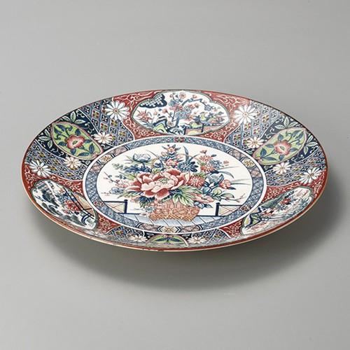 27409-350 花篭10.0皿|業務用食器カタログ陶里30号