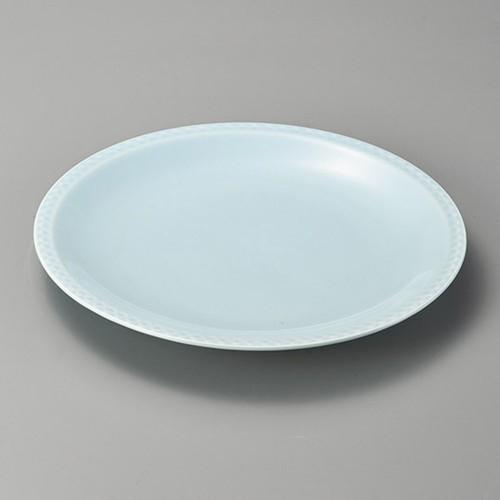 27424-480 青地10.0ダイヤ皿|業務用食器カタログ陶里30号