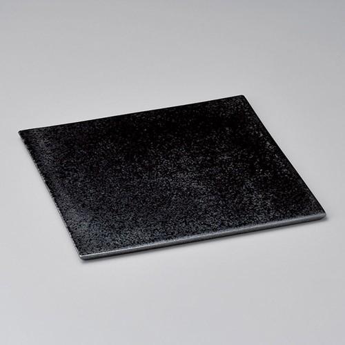 31002-430 ラスター釉8.0スクエアープレート|業務用食器カタログ陶里30号