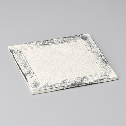 31006-430 白化粧7.8角プレート|業務用食器カタログ陶里30号
