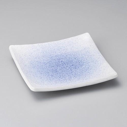 31102-150 瑠璃ウノフ7.0正角皿|業務用食器カタログ陶里30号