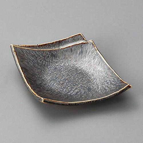 34013-300 くじゃく菱型折紙(中)|業務用食器カタログ陶里30号