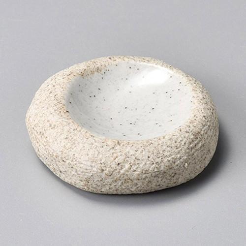 34410-460 手造石焼内青磁(厚口)丸小皿|業務用食器カタログ陶里30号