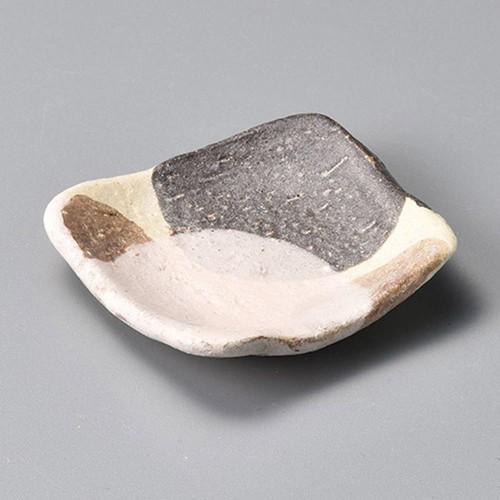 34413-120 侘彩ピンク粉引小皿|業務用食器カタログ陶里30号