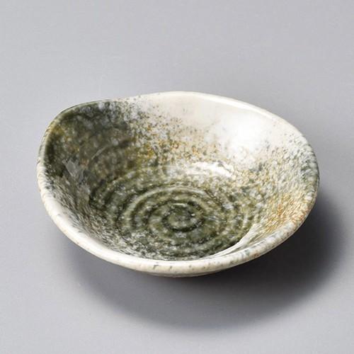 34421-150 緑川変形3.3皿|業務用食器カタログ陶里30号