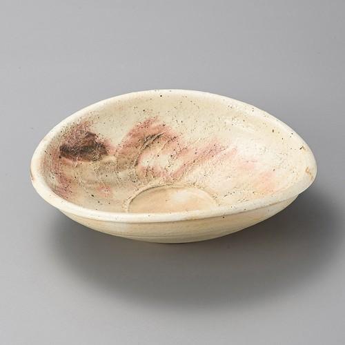37306-430 しのぎ手窯変たわみ盛鉢|業務用食器カタログ陶里30号