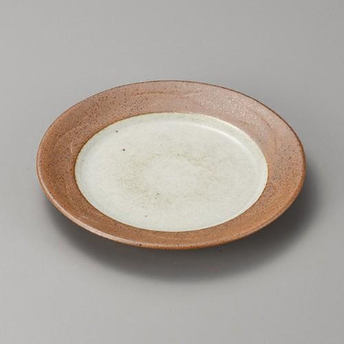 38412-160 松葉志野9.0皿|業務用食器カタログ陶里30号