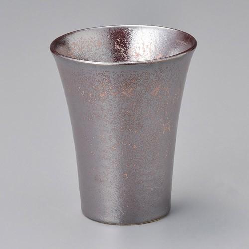 40510-460 紅銀彩フリーカップ 業務用食器カタログ陶里30号