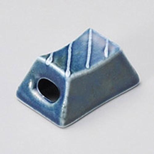 41408-450 藍一珍筐箸置|業務用食器カタログ陶里30号