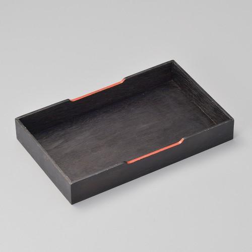 42007-250 塗盆|業務用食器カタログ陶里30号