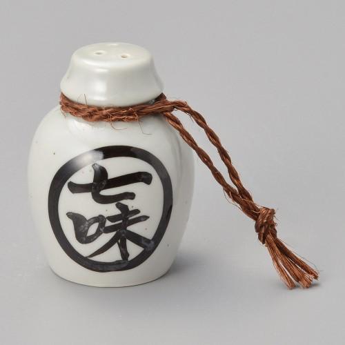 42017-100 徳利型七味入|業務用食器カタログ陶里30号